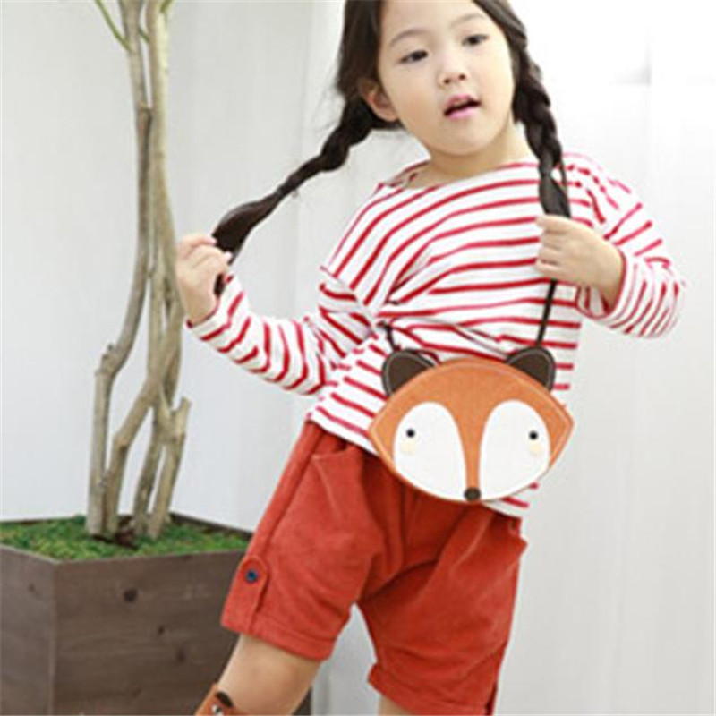 """FoxyGirl"" - GIRLS Fox Fashion Bag 1"
