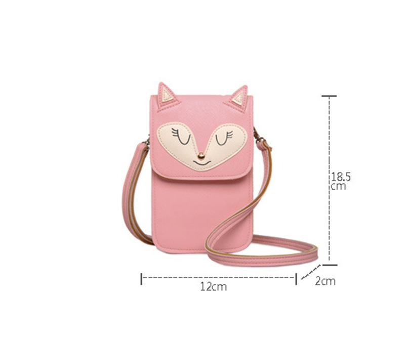 """DreamyFox"" - Fox Bag 2"