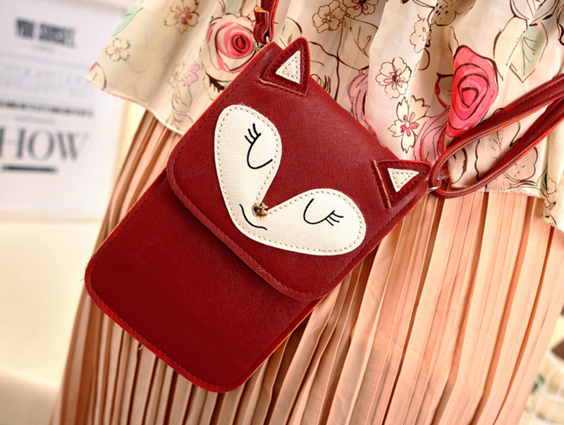 """DreamyFox"" - Fox Bag 4"