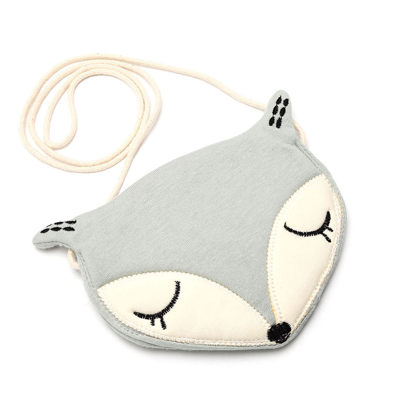 """LittleFoxy"" - Fox Childer Shoulder Bag 9"