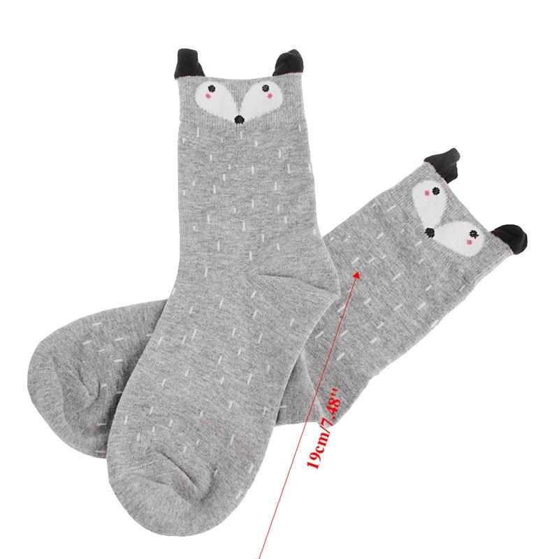 """ColorFul"" - Fox Socks 6"
