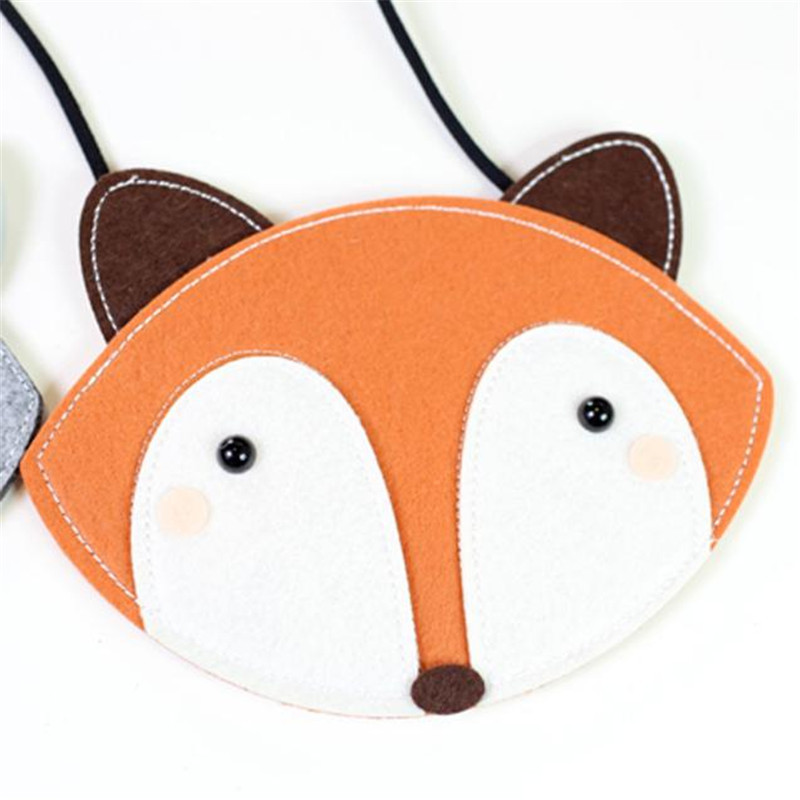 """FoxyGirl"" - GIRLS Fox Fashion Bag 5"