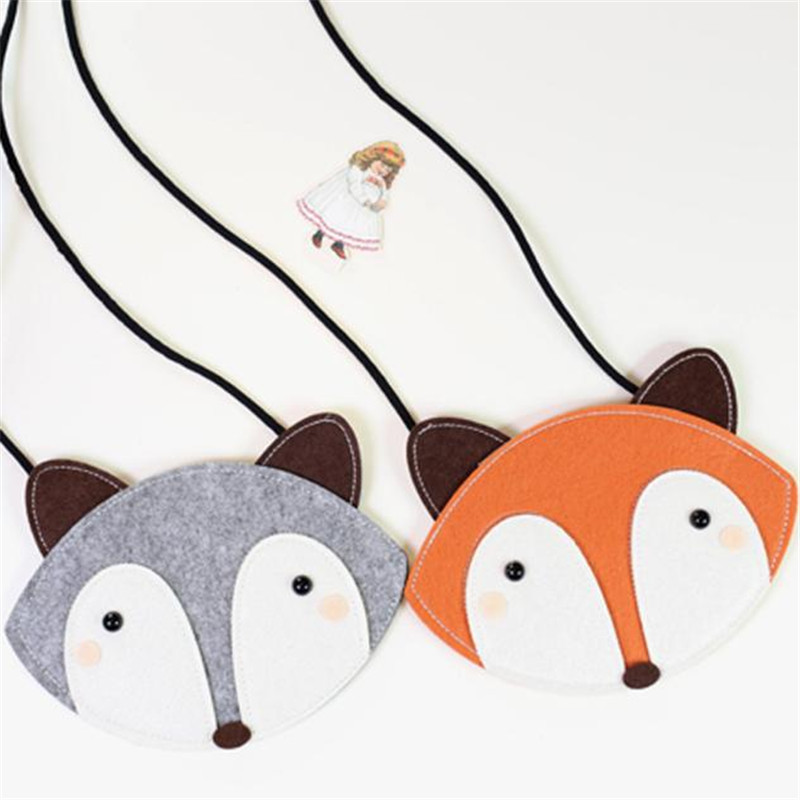 """FoxyGirl"" - GIRLS Fox Fashion Bag 4"