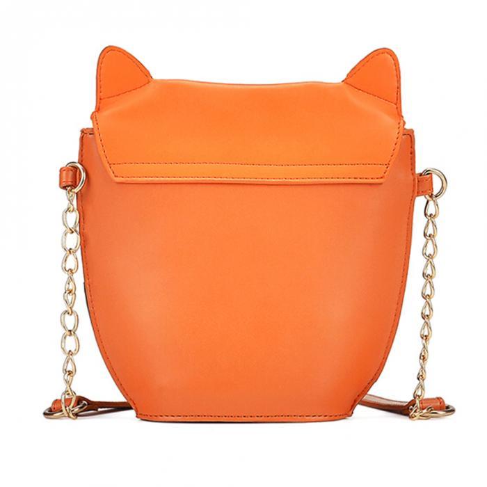 """""""Cartoon"""" - Fox Shoulder Bag 3"""