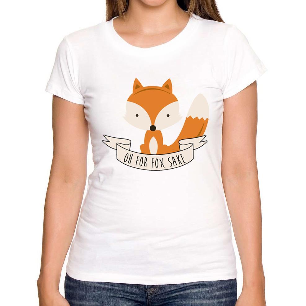 For Fox Sake! - Fox T-Shirt 3