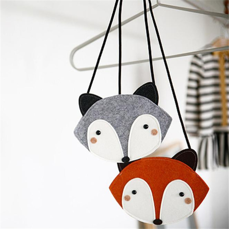"""FoxyGirl"" - GIRLS Fox Fashion Bag 2"