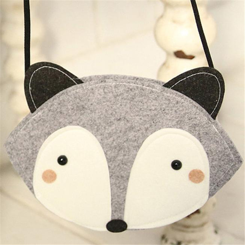 """FoxyGirl"" - GIRLS Fox Fashion Bag 3"