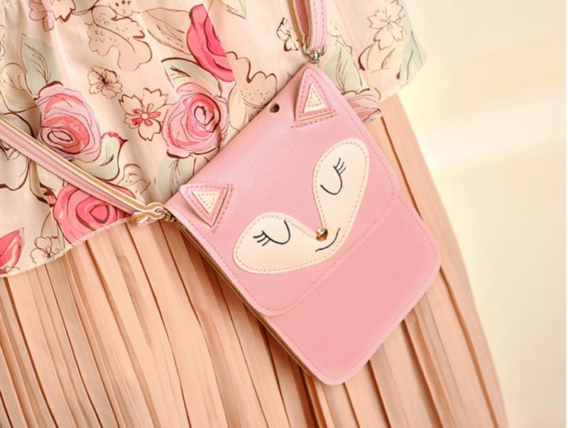 """DreamyFox"" - Fox Bag 8"
