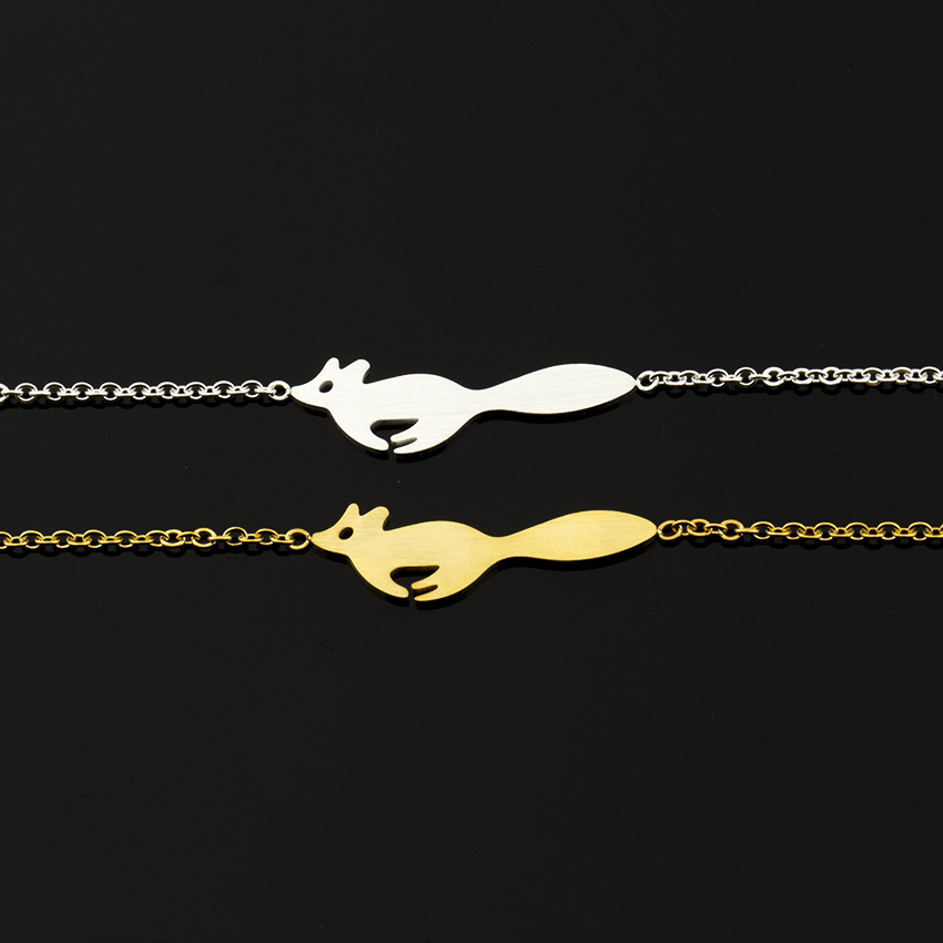 """RunningFox"" - Fox Bracelet 5"