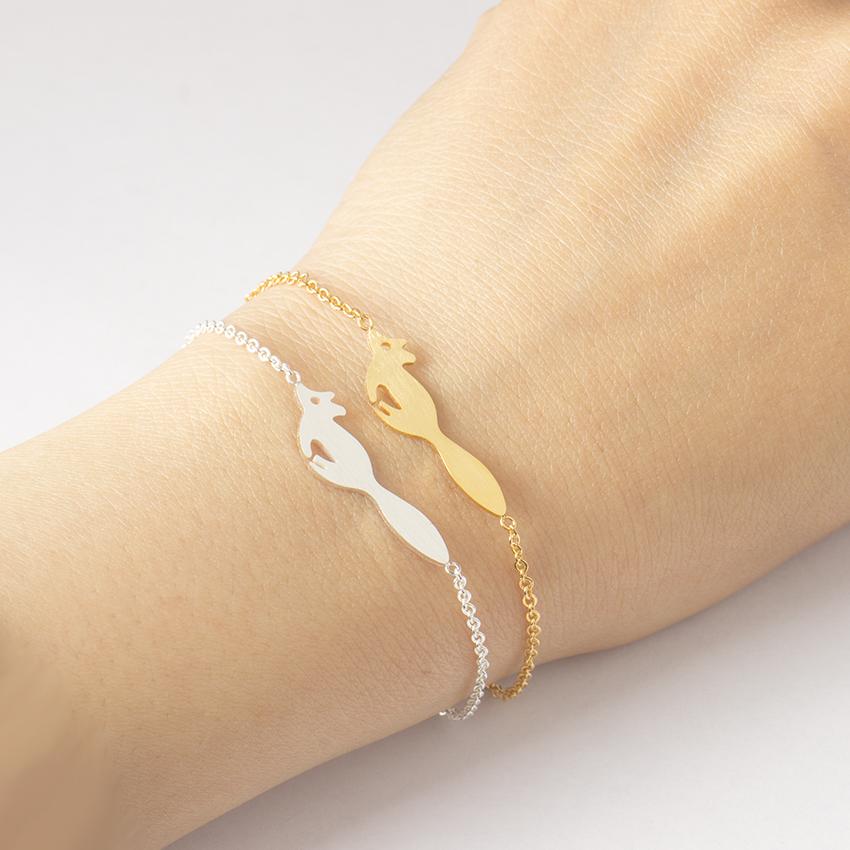 """RunningFox"" - Fox Bracelet 1"